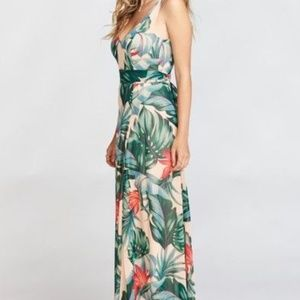 Show Me Your MuMu Kauai Kisses Maxi Dress
